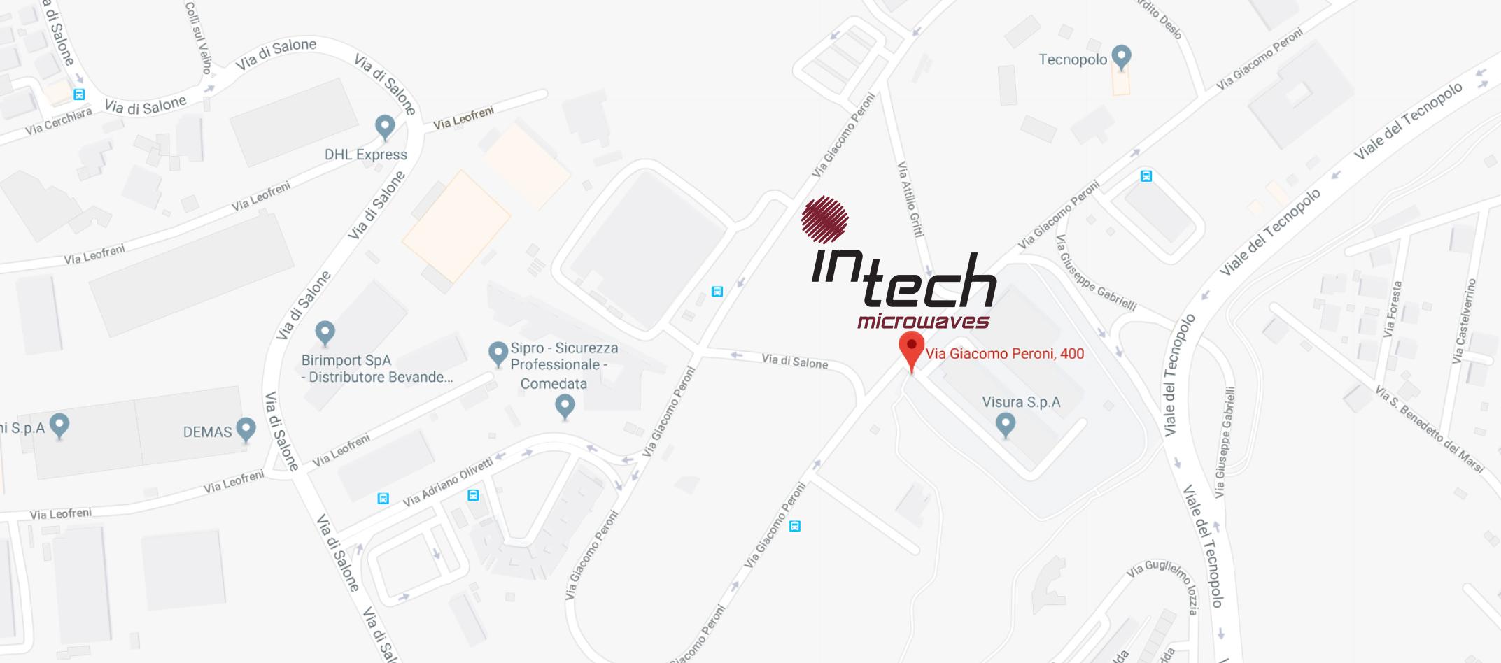 Intech-mw Location